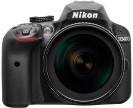Nikon D3400 Kit AF-S + 18-105 mm VR
