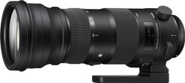 Sigma 150-600mm f/5-6.3 DG OS HSM S Canon