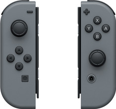 Nintendo Switch Joy-Con set Grijs