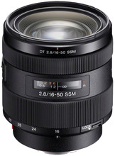 Sony 16-50mm f/2.8 SSM DT