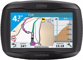 Garmin Zumo 395 LM Travel Edition