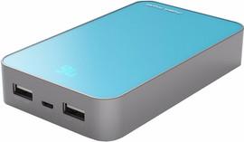 PowerOak S16 Powerbank 13000 mAh Blauw