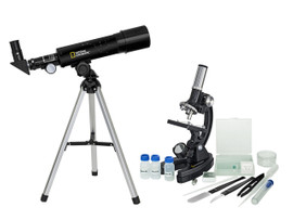 National Geographic Telescoop en Microscoop Set