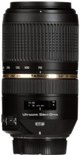 Tamron 70-300mm f/4-5.6 SP Di VC USD Nikon
