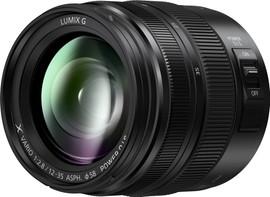 Panasonic Lumix G X Vario 12-35mm f/2.8 II ASPH OIS