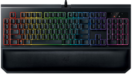 Razer BlackWidow Chroma V2 Yellow (Azerty)
