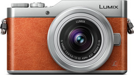 Panasonic Lumix DC-GX800 Oranje + Lumix G 12-32mm f/3.5-5.6