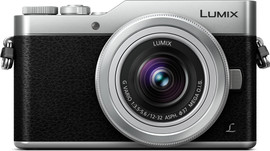 Panasonic Lumix DC-GX800 Zilver + Lumix G 12-32mm f/3.5-5.6