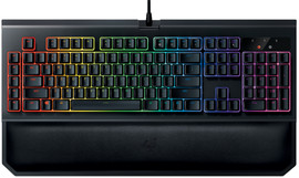 Razer BlackWidow Chroma V2 Orange (Azerty)