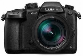 Panasonic Lumix DC-GH5 + DG 12-60mm f/2.8-4.0 ASPH OIS