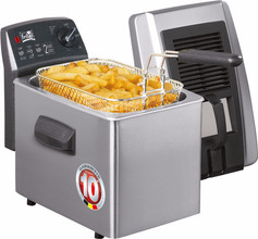 Fritel SF 4371 Turbo 4L Friteuse
