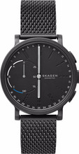 Skagen Hagen Connected Hybrid RVS Zwart