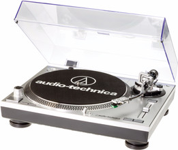Audio-Technica AT-LP120USBHC Zilver
