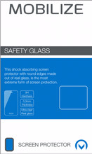 Mobilize Safety Glass Mate 10 Lite Screenprotector Glas