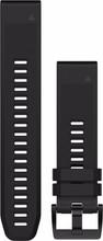 Garmin Fenix 5 QuickFit Siliconen Polsband - Zwart