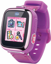Vtech Kidizoom Smartwatch Connect DX Paars