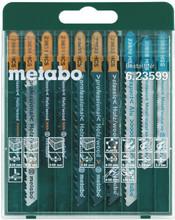 Metabo Decoupeerzaagbladenset (10x)