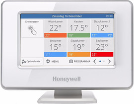 Honeywell EvoHome Multi Zone Systeem Open Therm