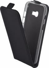Mobiparts Premium Galaxy A3 (2017) Flip Case Zwart
