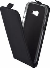 Mobiparts Premium Galaxy A5 (2017) Flip Case Zwart