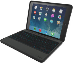 ZAGG Rugged Book Apple iPad Air 2 Toetsenbord Hoes Azerty