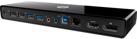HP 3005pr USB 3.0 Docking Station