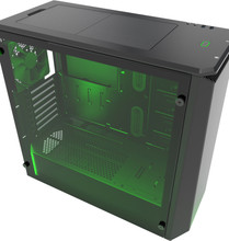 PHANTEKS Eclipse P400S Tempered Glass Zwart