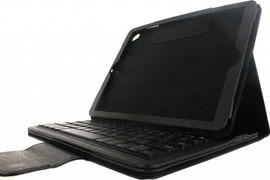 Xccess BT Keyboardcase iPad Air 2 / Pro 9,7 inch Zwart