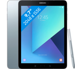 Samsung Galaxy Tab S3 Wifi + 4G Zilver BE