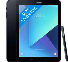 Samsung Galaxy Tab S3 Wifi Zwart BE