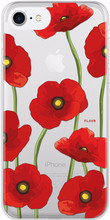 FLAVR iPlate Poppy iPhone 6/6s/7/8 Back Cover
