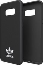Adidas Originals Moulded Galaxy S8 Plus Back Cover Zwart