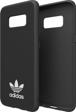 Adidas Originals Moulded Galaxy S8 Back Cover Zwart