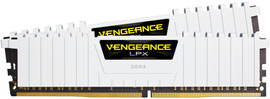 Corsair Vengeance LPX 16 GB DIMM DDR4-3000/15 2 x 8 GB Wit