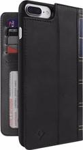 Twelve South BookBook iPhone 7+/8+ Book Case Zwart