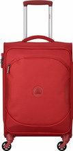 Delsey U-Lite Classic 2 Cabin Size Trolley 55 cm Rood