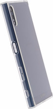 Krusell Kivik Sony Xperia XZ Premium Back Cover Transparant