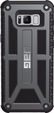 UAG Monarch Galaxy S8 Plus Back Cover Donkergrijs