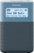 Sony XDR-V20D Blauw