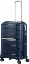 Samsonite Flux Spinner 68 cm Exp Navy Blue