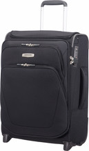 Samsonite Spark SNG Upright 55 cm Exp Toppocket Black