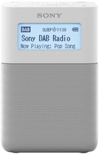 Sony XDR-V20D Wit