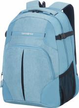 Samsonite Rewind Laptop Backpack L Exp Ice Blue