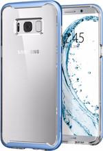 Spigen Neo Hybrid Crystal Galaxy S8 Plus Back Cover Blauw