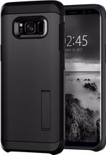 Spigen Tough Armor Galaxy S8 Plus Back Cover Zwart