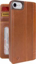 Twelve South Journal iPhone 7/8 Book Case Bruin