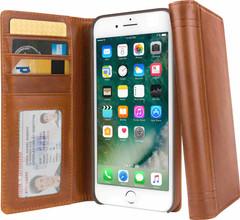Twelve South Journal iPhone 7+/8+ Book Case Bruin