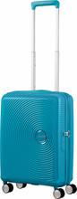 American Tourister Soundbox Spinner 55 cm TSA Exp Summer Blu