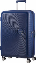 American Tourister Soundbox Spinner 77 cm TSA Exp Midnight N