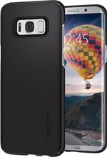 Spigen Thin Fit Galaxy S8 Back Cover Zwart